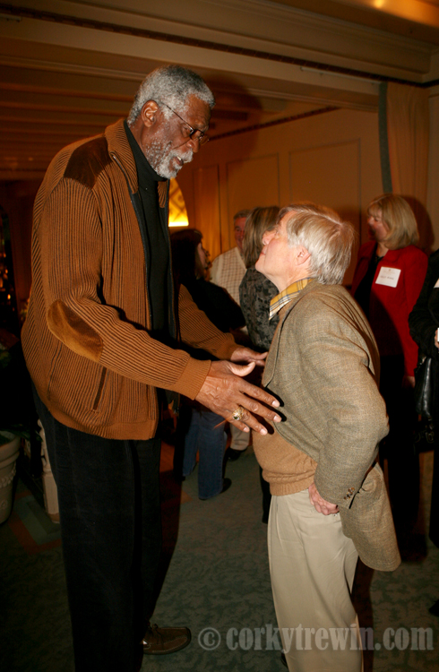 Bill Russell and Bob Walsh